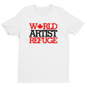 World Artist Canada Short sleeve men's t-shirt