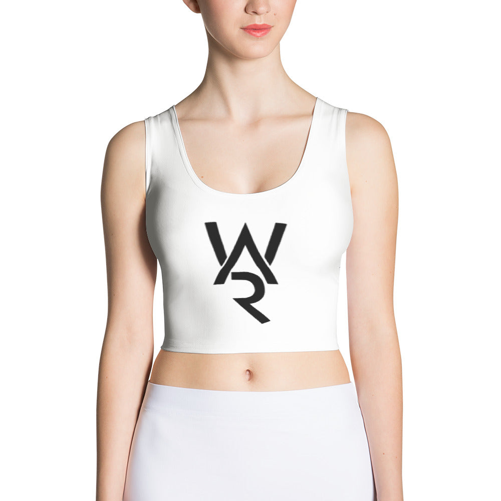 WAR Cut & Sew Crop Top