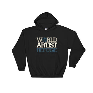 World Artist Refuge Hooded Sweatshirt