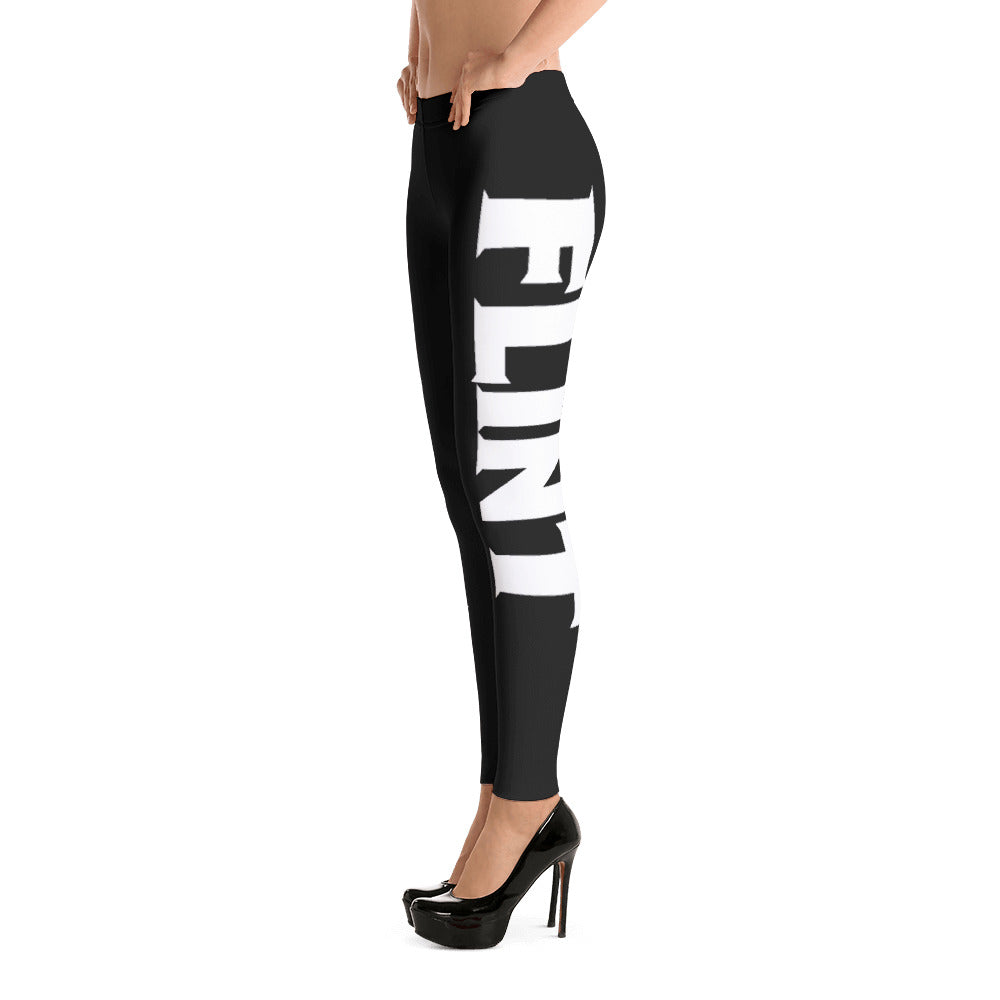 Black Flint Leggings