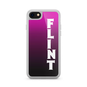 Flint iPhone Case (Purple/Black)