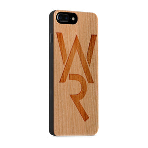 Wood - WAR iPhone Case
