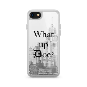 What Up Doe? iPhone Case
