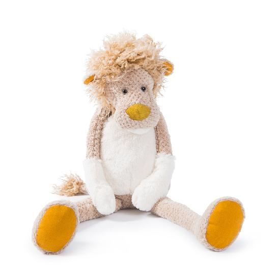 Moulin Roty Baba Bou - Lion, Big Soft Toy (60cm)