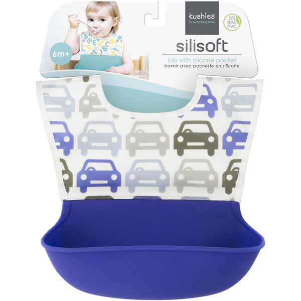 Silisoft Bib- Traffic