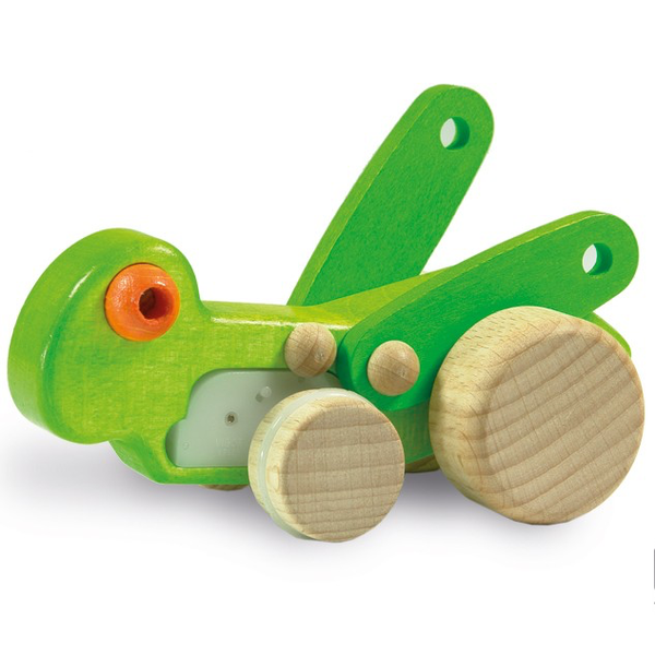 Bajo Moving Insect Pullback Toy