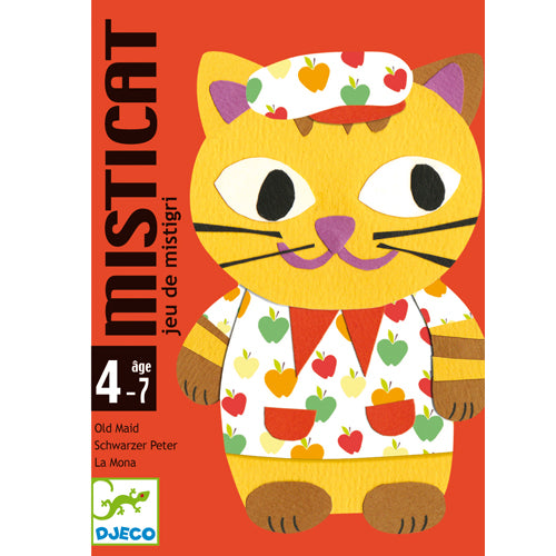 Djeco Card Games- Misticat
