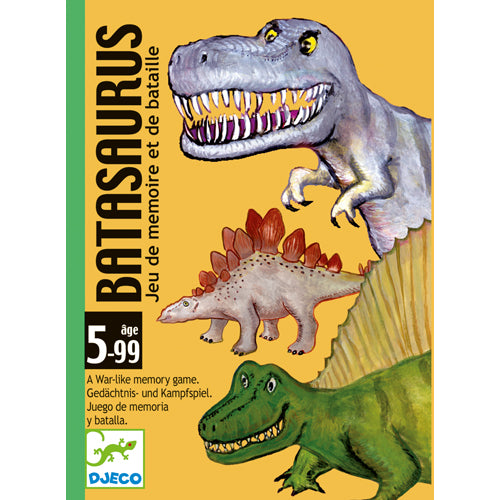 Djeco Card Games - Batasaurus