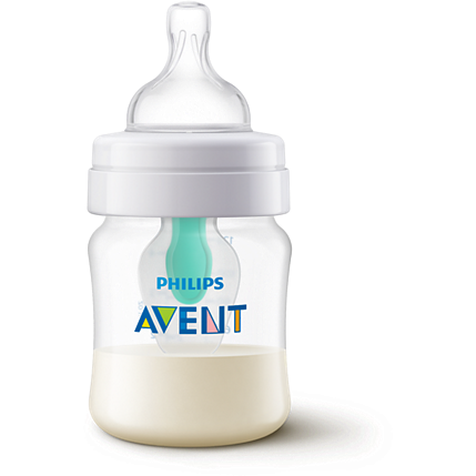 Philips Avent Air Free Vent Bottle, 4oz