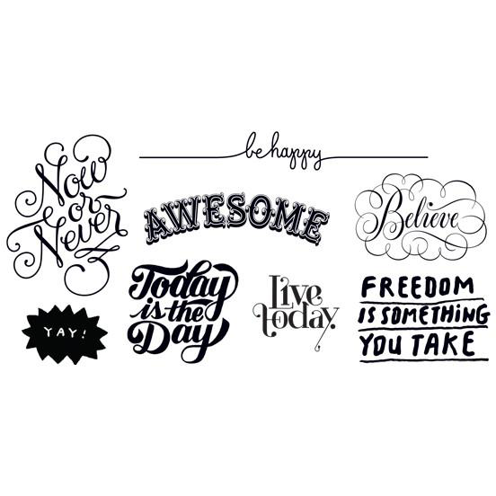 Tattly Inspirational Set