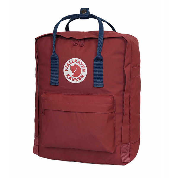 Fjallraven Kanken Royal Blue/Ox Red