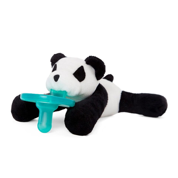 WubbaNub Infant Pacifier- Panda