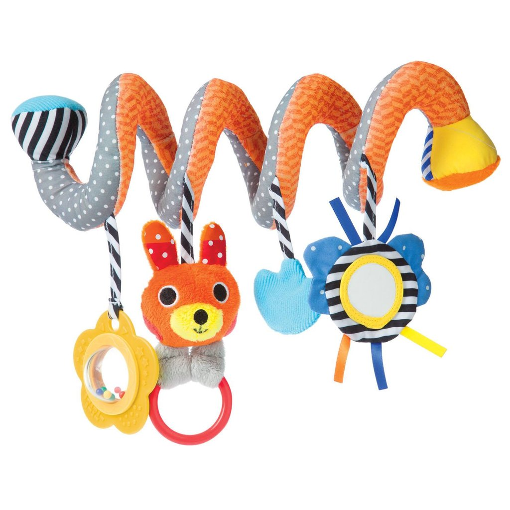 Manhattan Toy Infant Take Along Play Activity Spiral