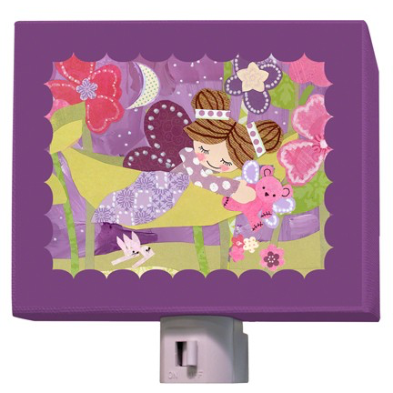 Oopsy Daisy Night Lights Slumbering Fairy