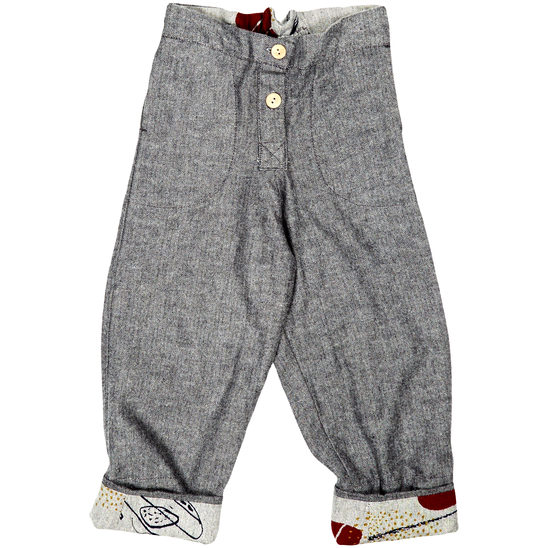 Fort Fishtail Pant