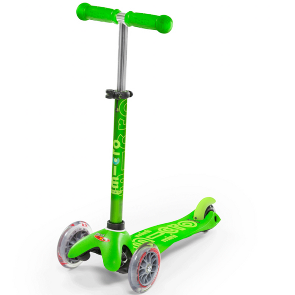 Mini Micro Deluxe Scooter- Green