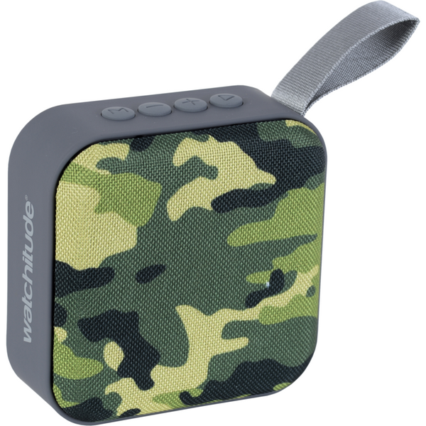 Watchitude Bluetooth Speakers - Camo