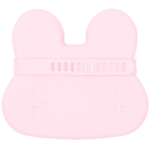 We Might be Tiny Snackie Bunny - Powder Pink