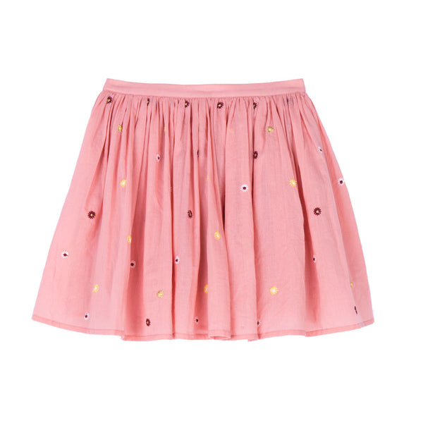 Velveteen Jemima Embroidered Tutu Skirt