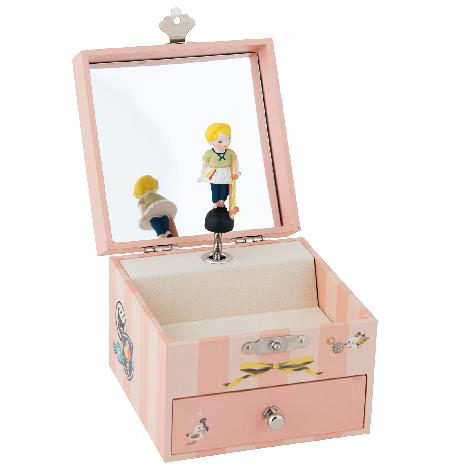 Moulin Roty Parisiennes- Musical Jewellery Box