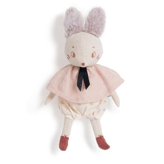 Moulin Roty Apres la Pluie - Brume the Mouse Soft Toy (28cm)