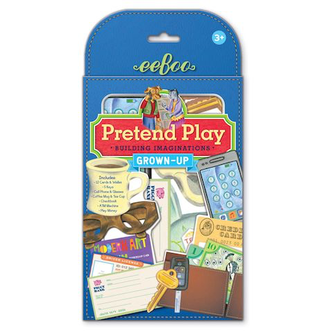 Eeboo Pretend Play- Grown Up