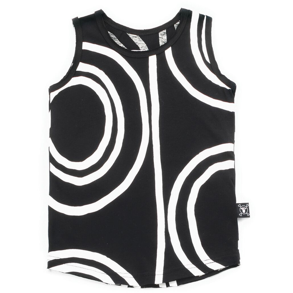 Nununu Circle Tank Top