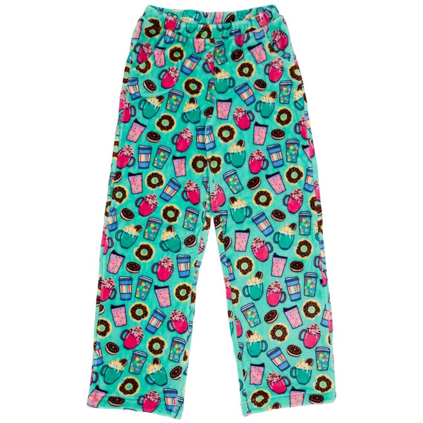 Candy Pink Fleece Pant HC