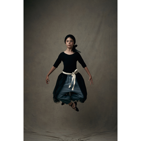 Little Creative Factory Degas Long Wrap Skirt