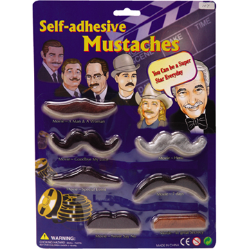Schylling Mustaches