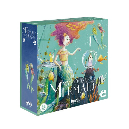 Londji Puzzle- My Mermaid 350 pcs
