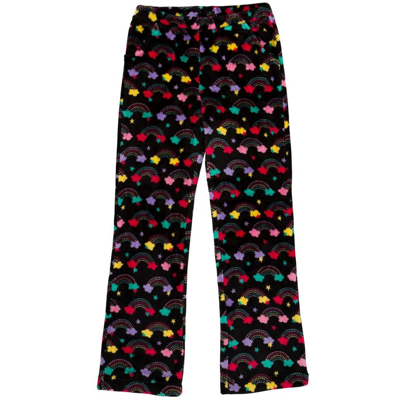 Candy Pink Fleece Pant SR