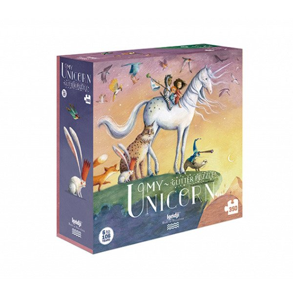 Londji Puzzle - My Unicorn 350 pcs