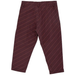 Tiny Cottons Diagonal Stripes Pleated Pant