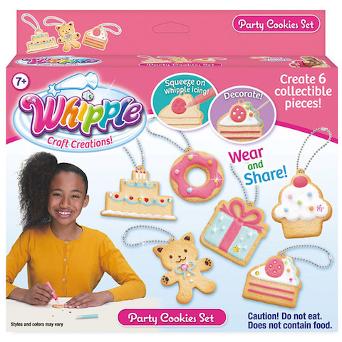 Calico Critters Party Cookies Set