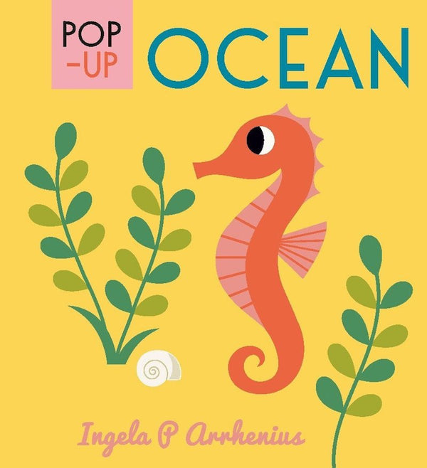 Pop Up Ocean by Ingela Arrhenius