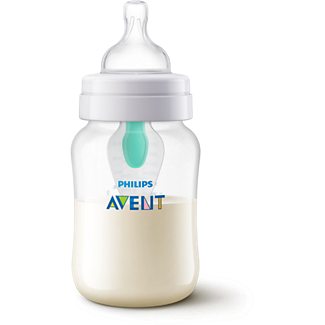 Philips Avent Air Free Vent Bottle, 9oz