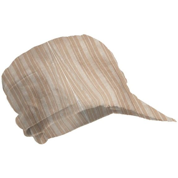 Little Creative Factory Wrap Cap, Sandy Brown, M