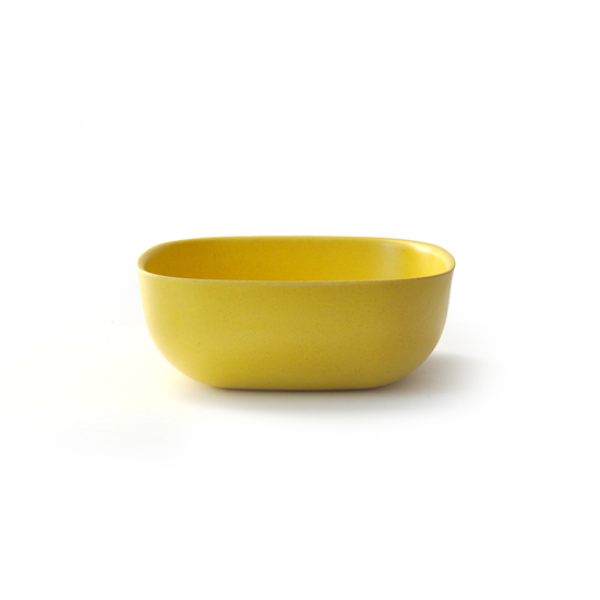 Biobu Gusto Cereal Bowl- Lemon 24oz
