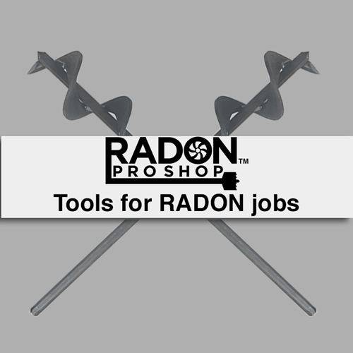 Tools for radon jobs