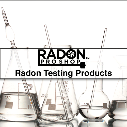 Radon Testing Products