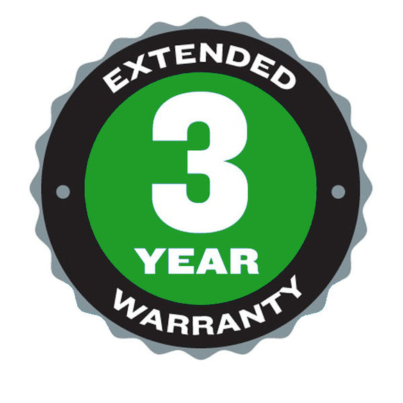 Extended warranty on a complete system