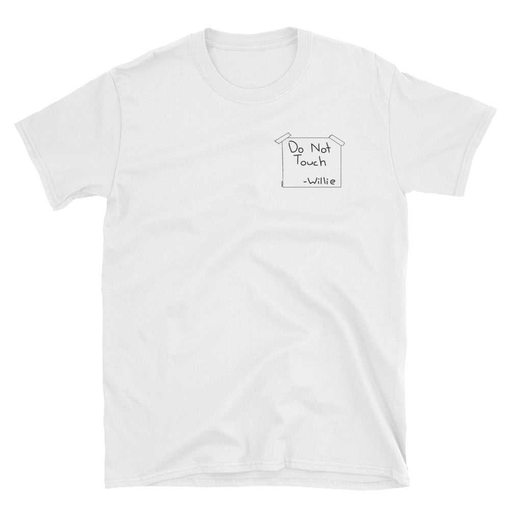 Do Not Touch Tee simpsons tshirt - SimpPrints