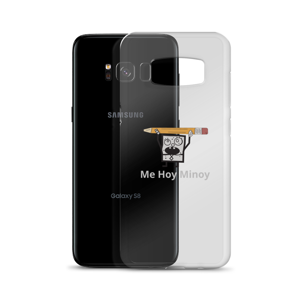Doodlebob Samsung Case simpsons tshirt - SimpPrints