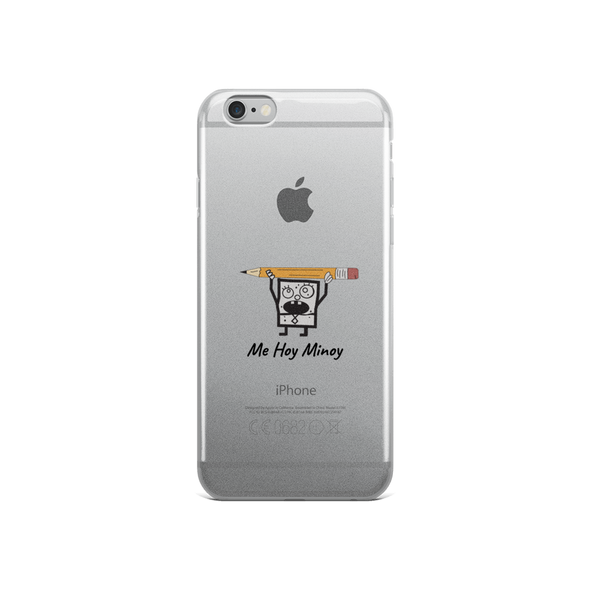 Doodlebob iPhone Case simpsons tshirt - SimpPrints