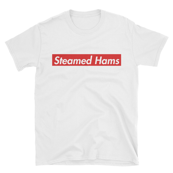 Steamed Hams Tee simpsons tshirt - SimpPrints