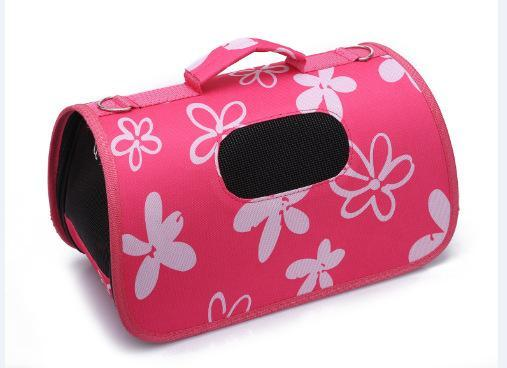 cutecatslovers A / 36X21X21CM Breathable Cat Carrier Availible in 3 Cute colors