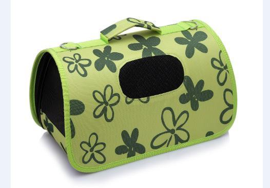cutecatslovers B / 36X21X21CM Breathable Cat Carrier Availible in 3 Cute colors