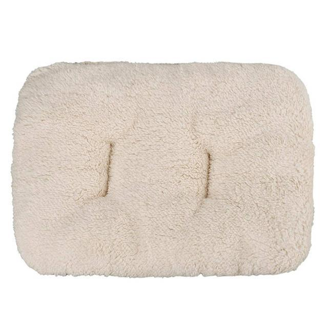 cutecatslovers Beige / M Beautiful Soft Resting Cushion For Your Cat