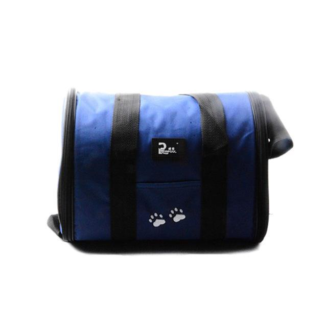 cutecatslovers Blue / M Cat Travel Bag Carrier, Availible in Multiple Colors and Sizes